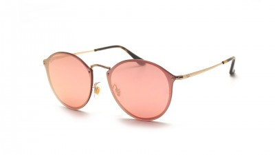 Ray-Ban Round Blaze Or RB3574N 001/E4 59-14 108,90 €