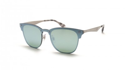 Ray-Ban Clubmaster Blaze Silver RB3576N 042/30 Medium 94,46 €