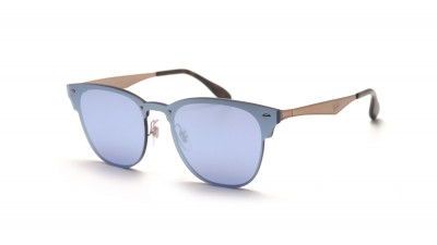 Ray-Ban Clubmaster Blaze Argent RB3576N 90391U Medium 89,52 €