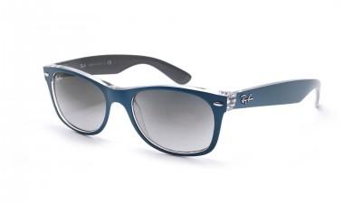 Ray-Ban New Wayfarer Blau Matt RB2132 619171 55-18 94,11 €