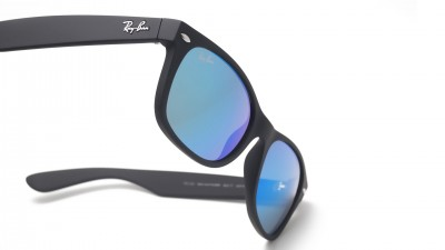 Ray-Ban New Wayfarer Black Matte RB2132 622/17 52-18