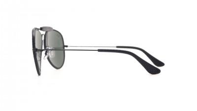 Ray-Ban Outdoorsman Craft Black RB3422Q 9040 58-14