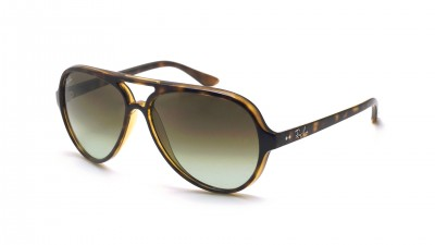 Ray-Ban Cats 5000 Écaille RB4125 710/A6 59-13 93,90 €