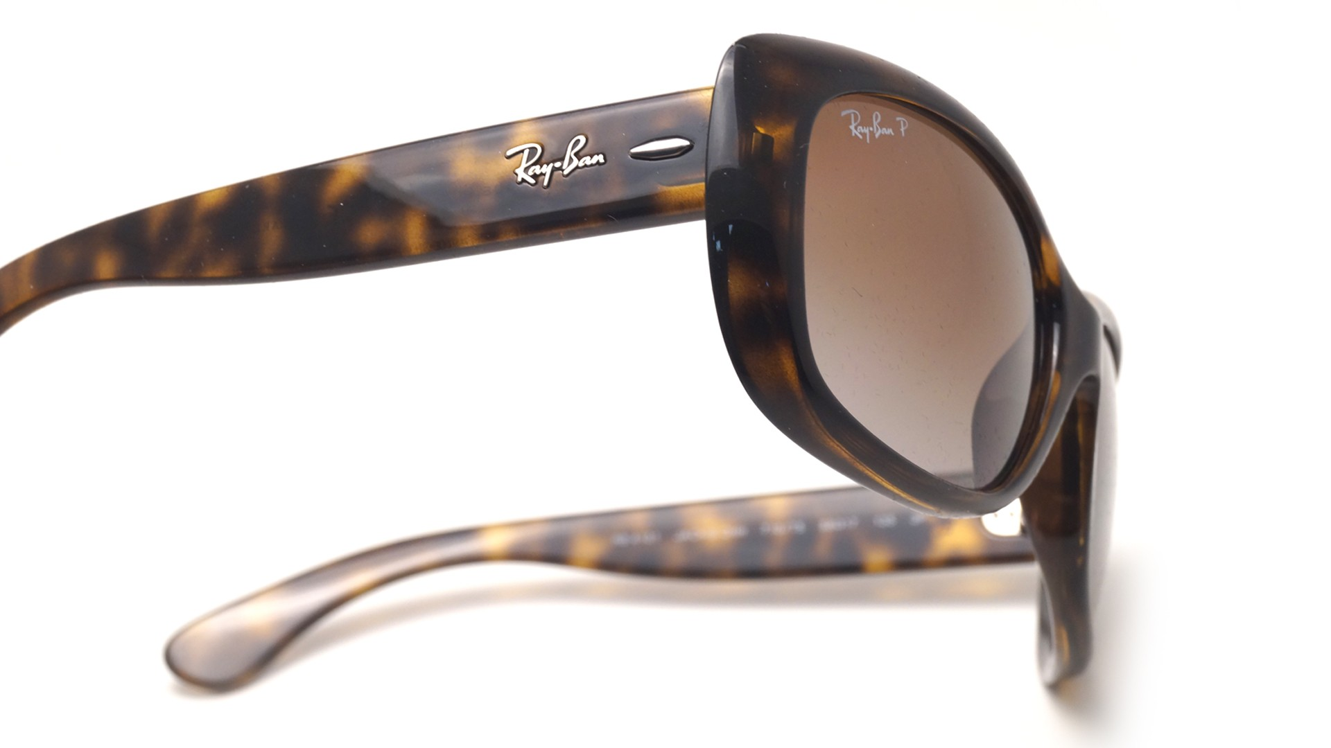 0923552b0f36 Sunglasses Ray-Ban Jackie Ohh Tortoise RB4101 710/T5 58-17 Large Polarized  Gradient
