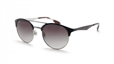 Ray-Ban RB3545 9004/11 54-20 Noir Medium Dégradés