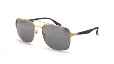 Ray-Ban Gold RB3570 001/88 58-18 92,23 €