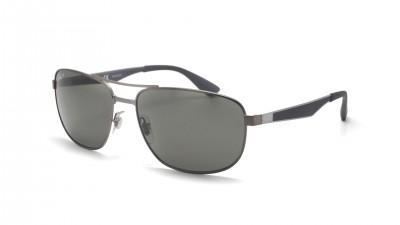 Ray-Ban Silber RB3528 029/9A 61-17 Polarisierte Gläser 95,89 €