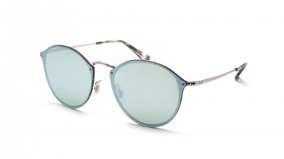 Ray-Ban Round Blaze Argent RB3574N 003/30 59-14 111,90 €