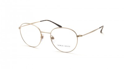 Giorgio Armani Frames Of Life Gold Matte AR5057 3002 49-19 Medium