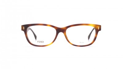 Fendi Color block Écaille FF0034 UEI 52-15