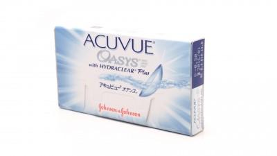Lentilles de contact Acuvue Oasys Bi Mensuelles 6L 19,81 €
