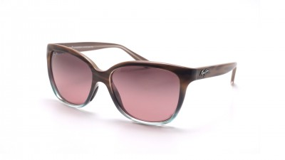 Maui Jim Starfish Tortoise Maui Rose RS744 22B 56-15 Medium Polarized Gradient