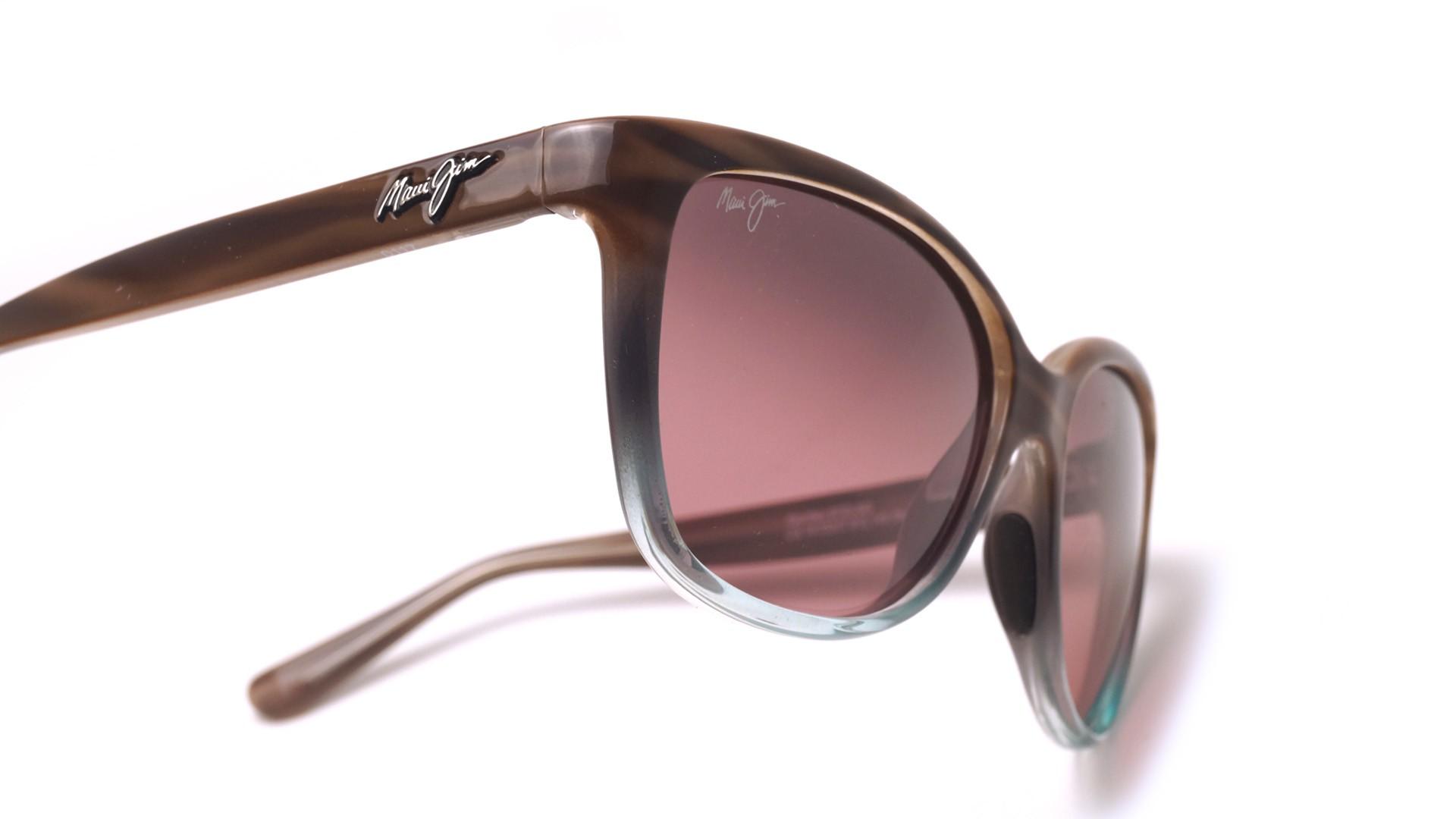 5682f564fce6 Sunglasses Maui Jim Starfish Tortoise Maui Rose RS744 22B 56-15 Medium  Polarized Gradient