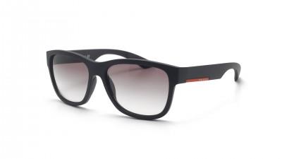 Prada Linea Rossa PS03QS DG00A7 57-17 Black Matte Gradient