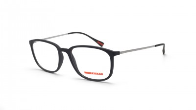 Prada Linea Rossa PS03HV DG01O1 55-18 Schwarz Mat 94,11 €