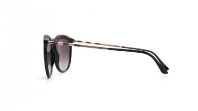 Lunettes de soleil Burberry Black BE4250Q 3001/8G 54-19