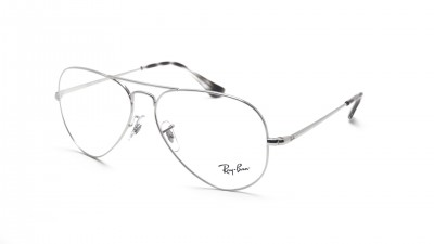 Ray-Ban Aviator Optics Argent RX6489 RB6489 2501 58-14 66,58 €
