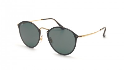 Ray-Ban Round Blaze Gold RB3574N 001/71 59-14 Large