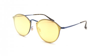 Lunettes de soleil Ray-Ban Round   Homme   Femme (2)   Visiofactory 8db232264fb5