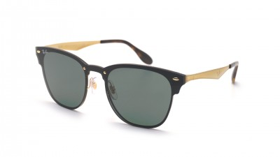 Ray-Ban Clubmaster Blaze Golden RB3576N 043/71 Medium