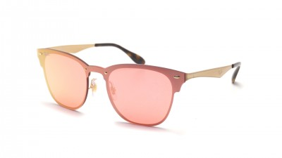 Ray-Ban Clubmaster Blaze Gold RB3576N 043/E4 111,90 €