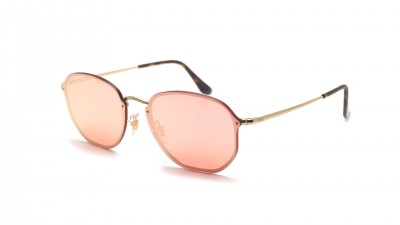 Ray-Ban Hexagonal Blaze Or RB3579N 001/E4 58-15 91,12 €