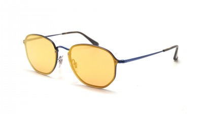 Ray-Ban Hexagonal Blaze Bleu RB3579N 90387J 58-15 102,51 €