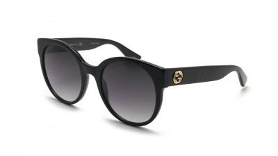 Gucci GG0035S 001 54-22 Schwarz Gradient 214,10 €