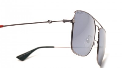 Gucci GG0108S 005 55-16 Argent
