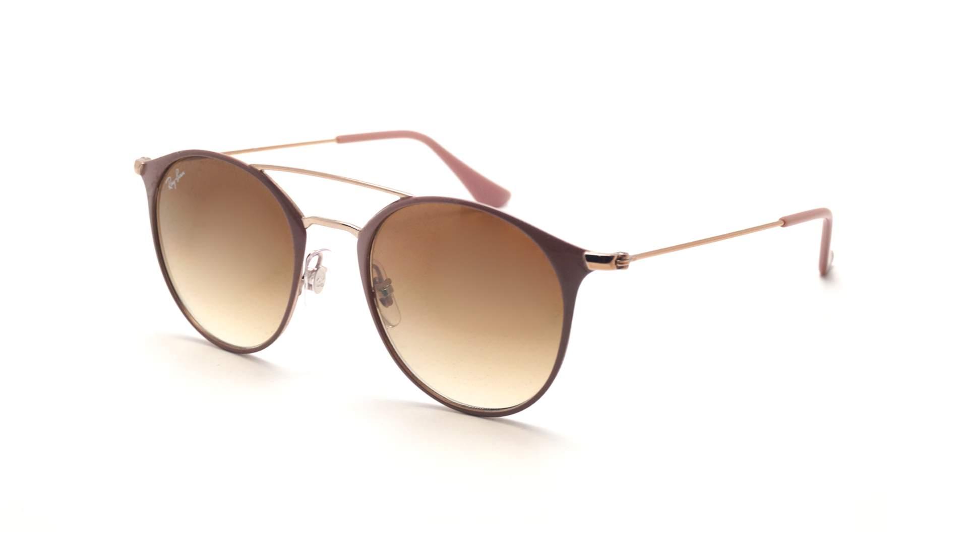 daaa05b4f4a8 Sunglasses Ray-Ban RB3546 9071/51 49-20 Brown Small Gradient