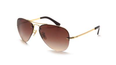 Ray-Ban RB3449 001/13 59-14 Or 111,00 €