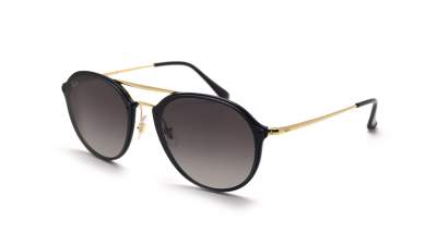 Ray-Ban Blaze Double Bridge Schwarz RB4292N 601/11 62-14 Gradient 102,09 €