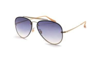 Ray-Ban Blaze Aviator Golden RB3584N 001/19 58-13 Gradient 104,03 €