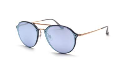 Ray-Ban Blaze Double Bridge Silber RB4292N 6326/1U 62-14 118,92 €