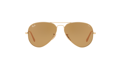 Ray-Ban Aviator Metal Evolve Golden RB3025 9064/4I 58-14