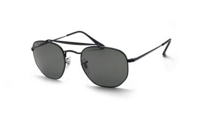 Ray-Ban P Marshal Noir G-15 RB3648 002/58 51-21 Medium Polarisés