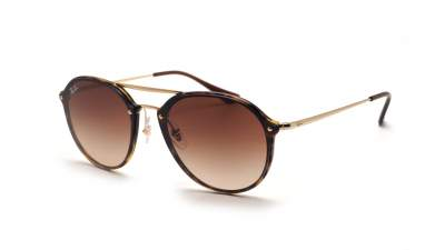 Ray-Ban Blaze Double Bridge Gold RB4292N 710/13 62-14