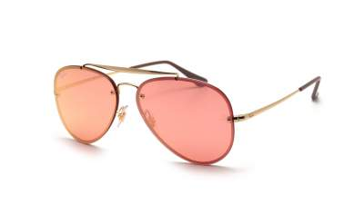 Ray-Ban Blaze Aviator Gold RB3584N 9052/E4 58-13 95,92 €