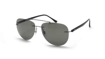 Ray-Ban Light Ray Silber RB8059 004/9A 57-16 Polarized 161,54 €