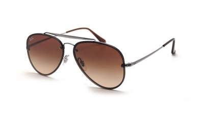 Ray-Ban Blaze Aviator Silber RB3584N 004/13 58-13 Gradient 108,98 €