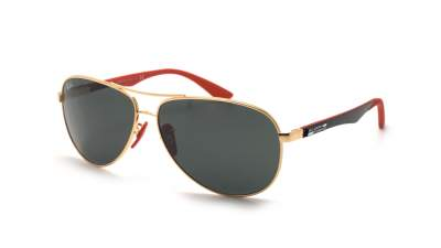 Ray-Ban Aviator Scuderia Ferrari Or RB8313M F008/71 61-13 165,90 €
