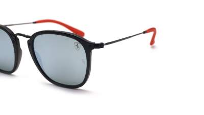 Ray-Ban Scuderia Ferrari RB2448NM F602/30 51-21 Black Matte
