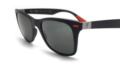 Ray-Ban Round Scuderia Ferrari Black RB2447NM F601/3F 49-21