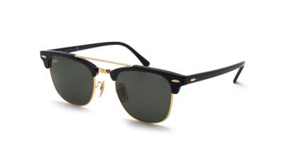 Ray-Ban Clubmaster Double Bridge Noir RB3816 901 51-21 111,00 €