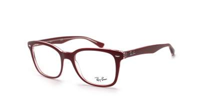 Ray-Ban RX5285 RB5285 5738 53-19 Rouge 82,71 €