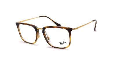 Ray-Ban RX7141 RB7141 5754 52-20 Tortoise