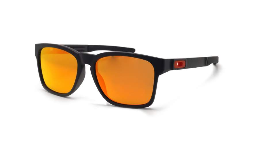 ed49094e03 ... coupon for sunglasses oakley catalyst ruby black matte prizm oo9272 25  56 17 large gradient mirror