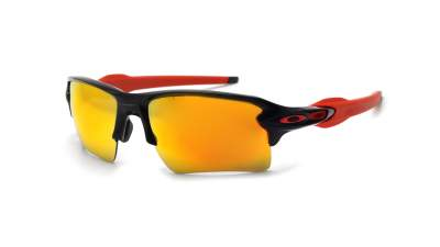 Oakley Flak 2.0 Xl Schwarz Prizm OO9188 80 59-12 Large Flash