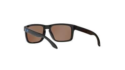 Oakley Holbrook Noir OO9102 C1 55-18 Polarisés