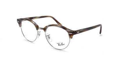 Ray-Ban Clubround Brun RX4246 RB4246V 5749 49-19 62,96 €